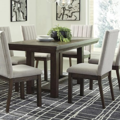Ashley Woodanville Table Set Mattress, Woodinville Dining Room Table And Chairs Set Of 7